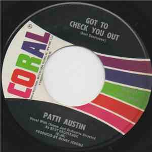 Patti Austin - Got To Check You Out download mp3 album