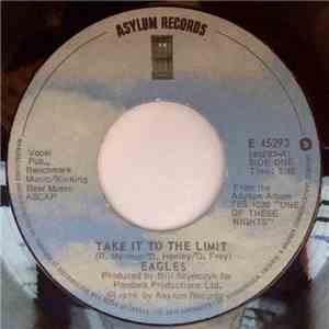 Eagles - Take It To The Limit download mp3 album