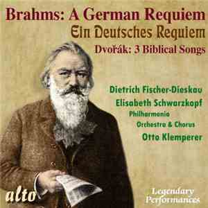 Johannes Brahms - A German Requiem / Ein Deutsches Requiem download mp3 album