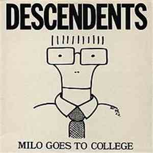 Descendents - Milo Goes To College download mp3 album