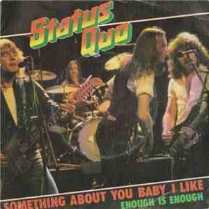 Status Quo - Something 'Bout You Baby I Like download mp3 album