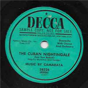 Camarata - The Cuban Nightingale download mp3 album