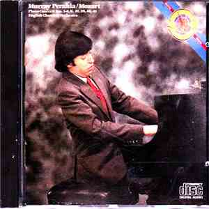 Murray Perahia - Mozart, English Chamber Orchestra - Piano Concerti Nos. 1-4, K.37, 39, 40, 41 download mp3 album