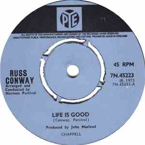 Russ Conway - Life Is Good / Long Nosed Nellie download mp3 album