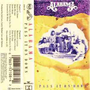 Alabama - Pass It On Down download mp3 album