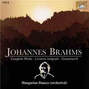 Johannes Brahms - Hungarian Dances (Orchestral) download mp3 album