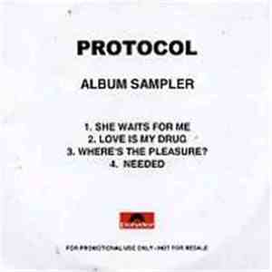Protocol  - Album Sampler download mp3 album