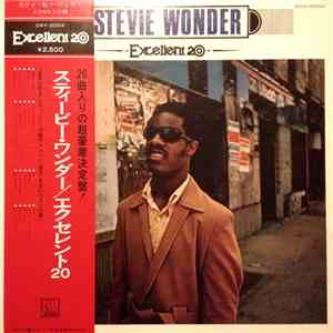 Stevie Wonder - Excellent 20 download mp3 album