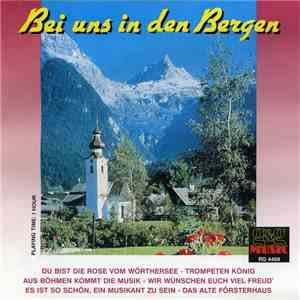 Various - Bei Uns In Den Bergen download mp3 album