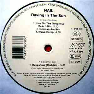 Nail  - Raving In The Sun download mp3 album