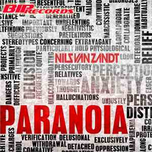 Nils Van Zandt - Paranoia download mp3 album