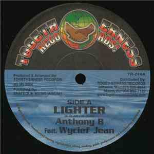 Anthony B Feat. Wyclef Jean - Lighter download mp3 album