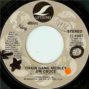 Jim Croce - Chain Gang Medley download mp3 album
