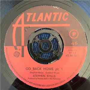Stephen Stills - Go Back Home download mp3 album