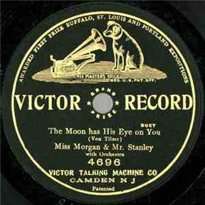 Miss Morgan & Mr. Stanley - The Moon Has His Eye On You download mp3 album