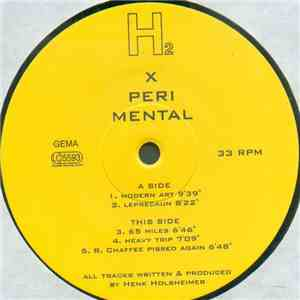 Henk Holsheimer - X Peri Mental download mp3 album