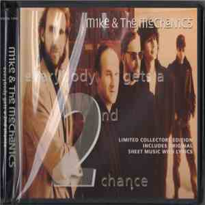 Mike & The Mechanics - Everybody Gets A Second Chance download mp3 album