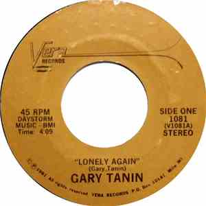 Gary Tanin - Lonely Again / Ain't Another Tear download mp3 album