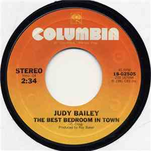 Judy Bailey  - The Best Bedroom In Town download mp3 album