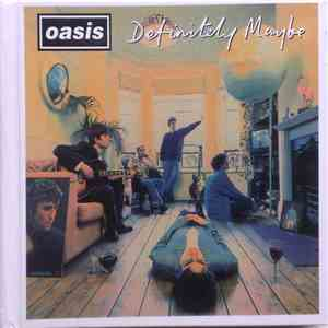Oasis  - Definitely Maybe download mp3 album