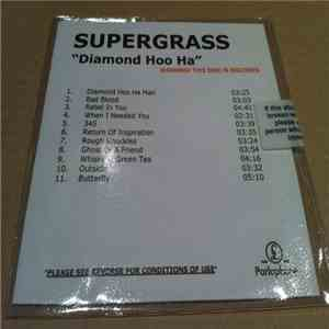 Supergrass - Diamond Hoo Ha download mp3 album