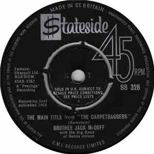 Brother Jack McDuff - The Carpetbaggers download mp3 album