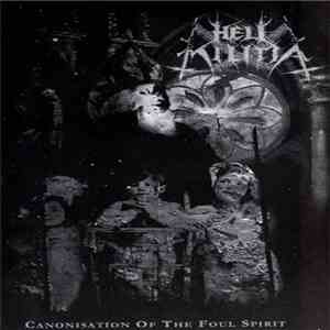 Hell Militia - Canonisation Of The Foul Spirit download mp3 album