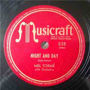 Mel Tormé - Night And Day / But Beautiful download mp3 album