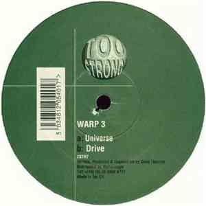 Warp 3 - Universe download mp3 album