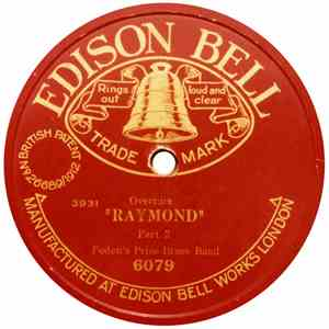 "Foden's Prize Brass Band - Overture ""Raymond"" download mp3 album"