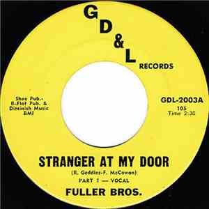 Fuller Bros. - Stranger At My Door download mp3 album
