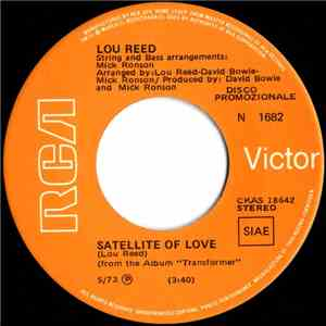 Lou Reed - Satellite Of Love / I'm So Free download mp3 album