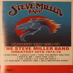 Steve Miller Band - Greatest Hits 1974-78 download mp3 album