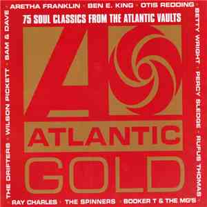 Various - Atlantic Gold (75 Soul Classics From The Atlantic Vaults) download mp3 album