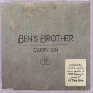 Ben's Brother - Carry On download mp3 album