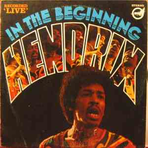 Jimi Hendrix - In The Beginning download mp3 album