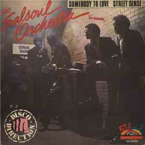 The Salsoul Orchestra - Somebody To Love / Street Sense download mp3 album