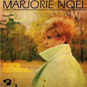 Marjorie Noël - Fais Attention download mp3 album
