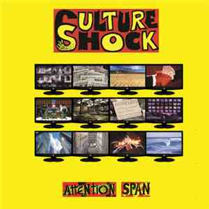 Culture Shock  - Attention Span download mp3 album