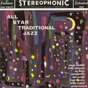 The Midnight Jazzmen - All-Star Traditional Jazz download mp3 album