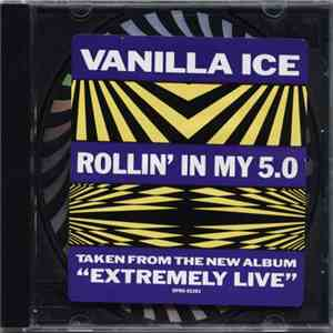Vanilla Ice - Rollin' In My 5.0 download mp3 album