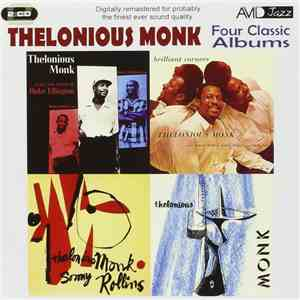 Thelonious Monk - Four Classic Albums download mp3 album