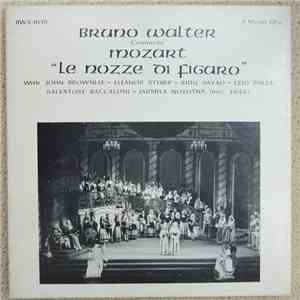 Wolfgang Amadeus Mozart - Pinza, Brownlee, Sayao, Steber, Novotna, Baccaloni, Bruno Walter - Le Nozze Di Figaro download mp3 album