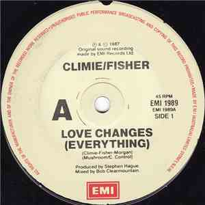 Climie/Fisher - Love Changes (Everything) download mp3 album