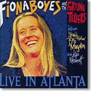 Fiona Boyes & The Fortune Tellers - Live In Atlanta download mp3 album