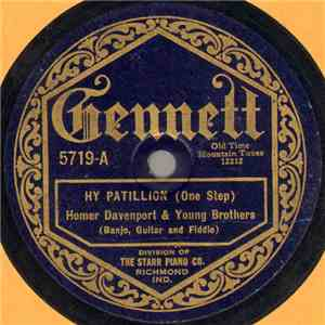 Homer Davenport & Young Brothers - Hy Patillion / The Fox Chase download mp3 album
