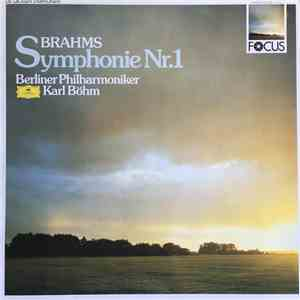Johannes Brahms, Karl Böhm, Berliner Philharmoniker - Brahms Symphonie Nr.1, Berliner Philharmoniker download mp3 album