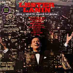 Lester Lanin - Cheek To Cheek For Listening And Dancing download mp3 album