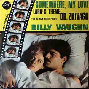 Billy Vaughn And His Orchestra - Somewhere My Love / Alfie download mp3 album