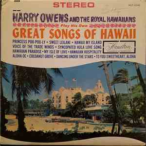 Harry Owens And The Royal Hawaiians - Great Songs Of Hawaii download mp3 album